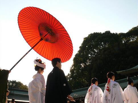 Изображение 1. Свадебная церемония и романтическое путешествие в Японии.. Изображение № 5.