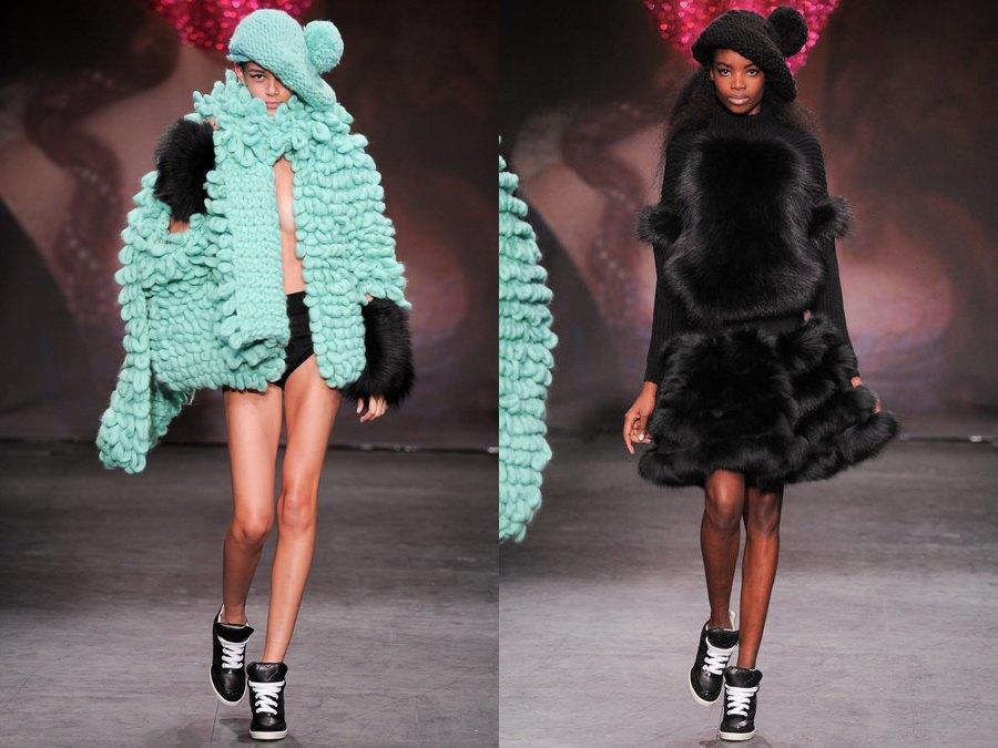 Неделя моды в Лондоне:  Дни 2 и 3. Изображение № 33.