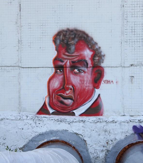 Граффити от 007. Изображение № 7.