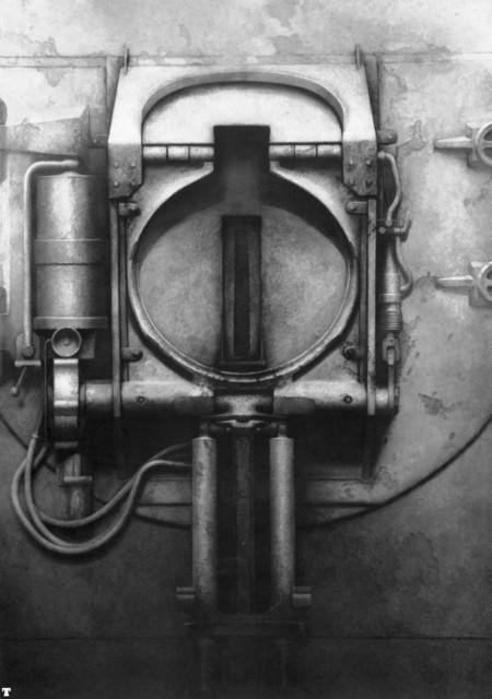 Мастер биомеханики Ганс Рудольф Гигер. Изображение № 6.