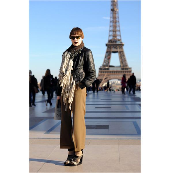 Луки с Недели моды в Париже. Изображение № 70.