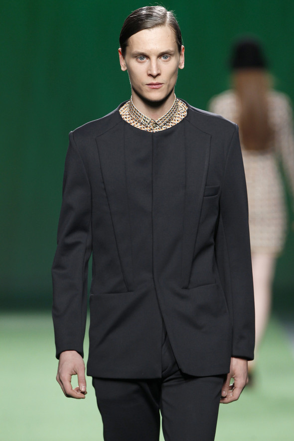 Madrid Fashion Week A/W 2012: Martin Lamothe. Изображение № 18.