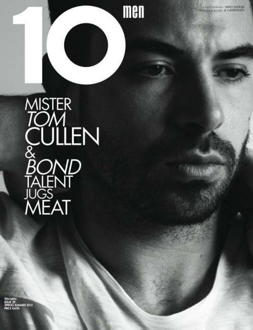 Обложки: 10 Men и Esquire. Изображение № 1.