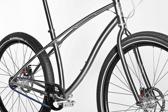 Титановые велосипеды от Paul Budnitz. Изображение № 8.