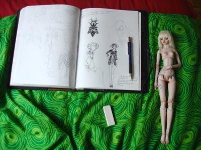 «Живые» куклы Марины Бычковой. Изображение № 8.