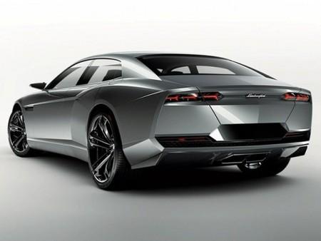 Lamborghini Estoque. Изображение № 4.