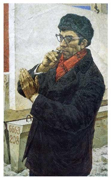 Скончался российский художник Андрей Курнаков. Изображение № 10.