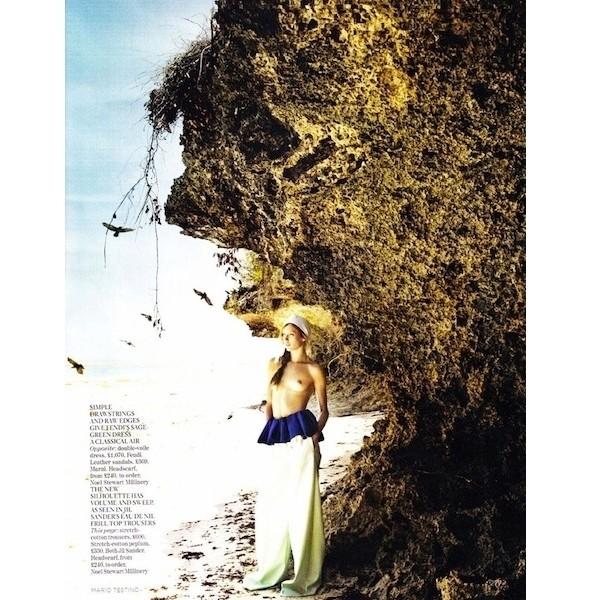 Изображение 38. Новые съемки: Numero, Purple Fashion, Vogue и другие.. Изображение № 37.