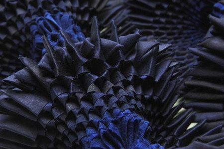 Текстильное оригами. Изображение № 3.