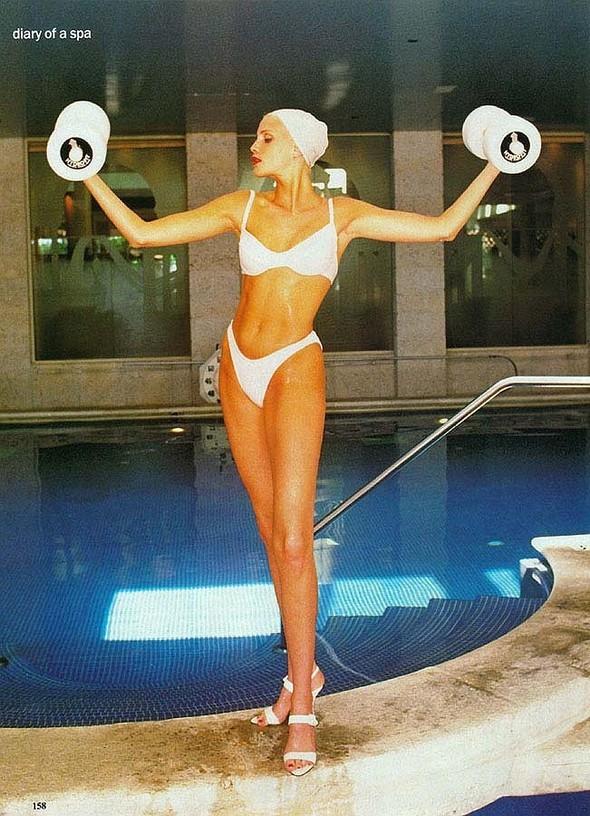 """Diary ofa Spa"". Vogue'94. Изображение № 11."
