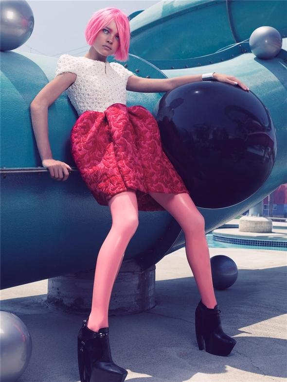 Natalia – Pink. Изображение № 1.