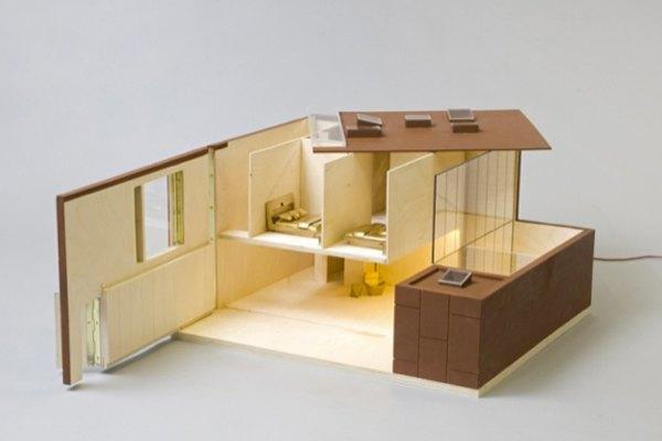 Заха Хадид и 19 других архитекторов создают кукольные домики. Изображение № 1.