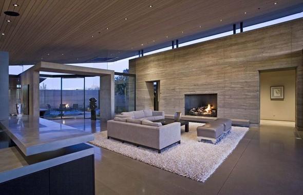 Дом Desert Wing от Brent Kendle. Изображение № 7.