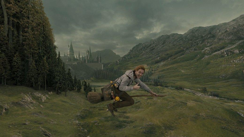 Как будет выглядеть парк аттракционов вселенной «Гарри Поттера». Изображение № 16.