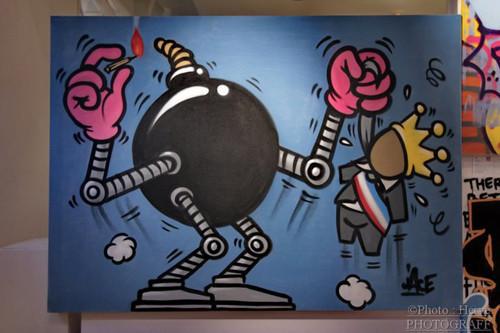 Граффити-аукцион. Изображение № 11.