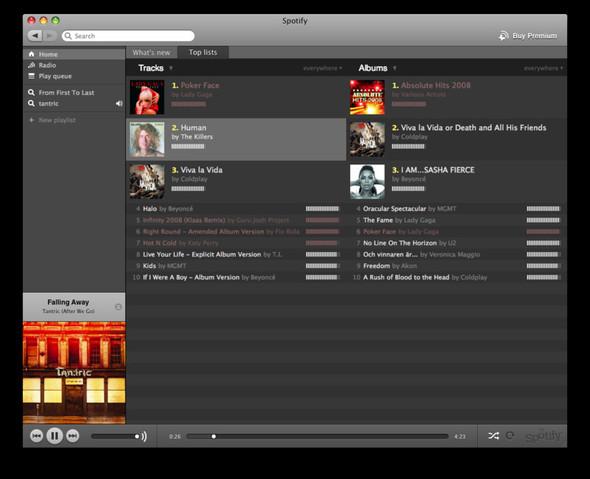 Spotify — слушай бесплатно илегально!. Изображение № 2.