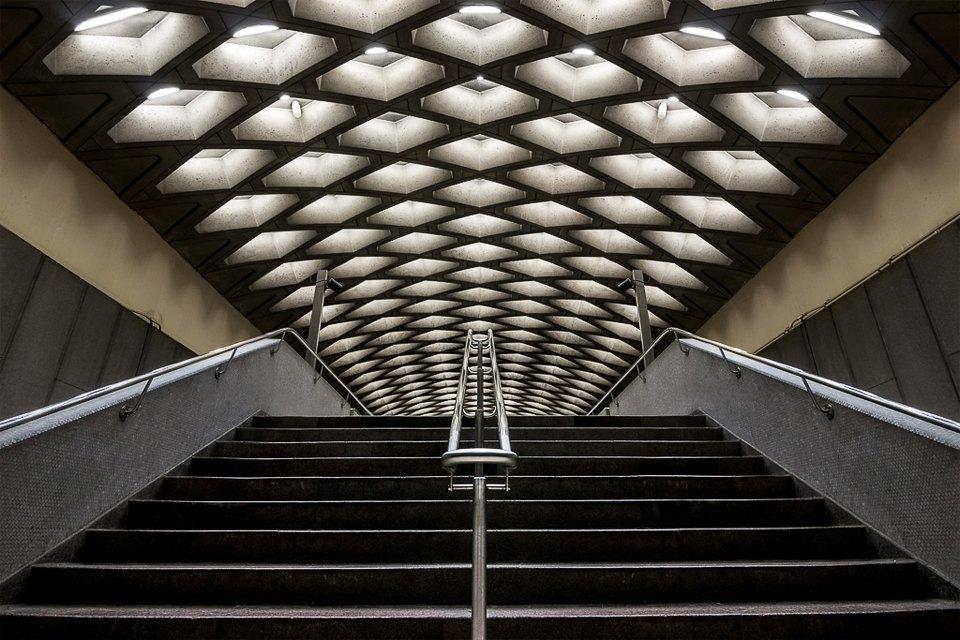 Фото: незаметная красота монреальского метро. Изображение № 16.