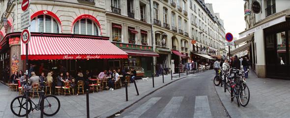 Изображение 50. Парижские кафе.. Изображение № 52.