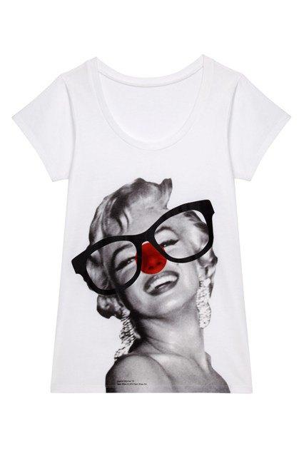 Стелла Маккартни создала футболки ко Дню красного носа. Изображение № 3.