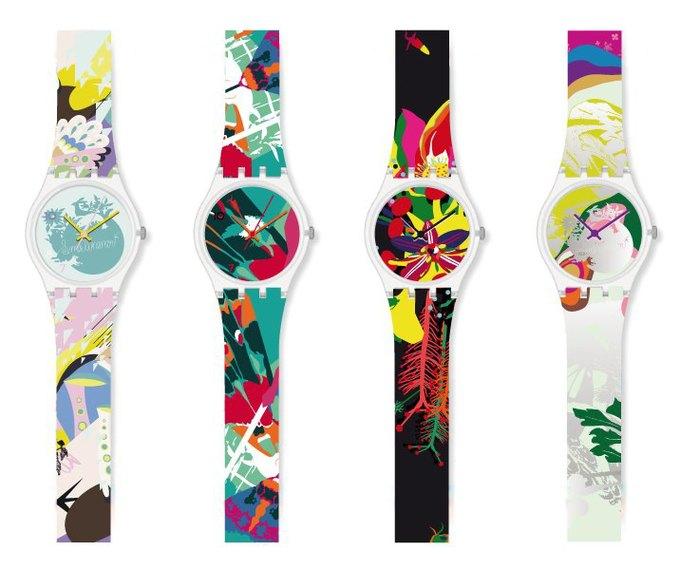 Swatch выпустит свою версию смарт-часов . Изображение № 1.