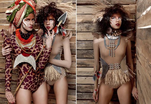 Woman of Africa. must-have жаркого сезона. Изображение № 2.