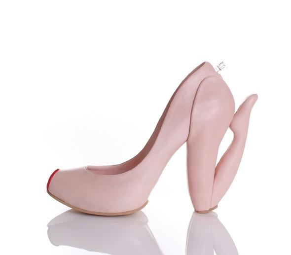 Footwear design от Kobi Levi. Изображение № 7.