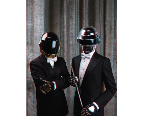 Daft Punk в 3D, Dazed & Confused. Изображение № 27.