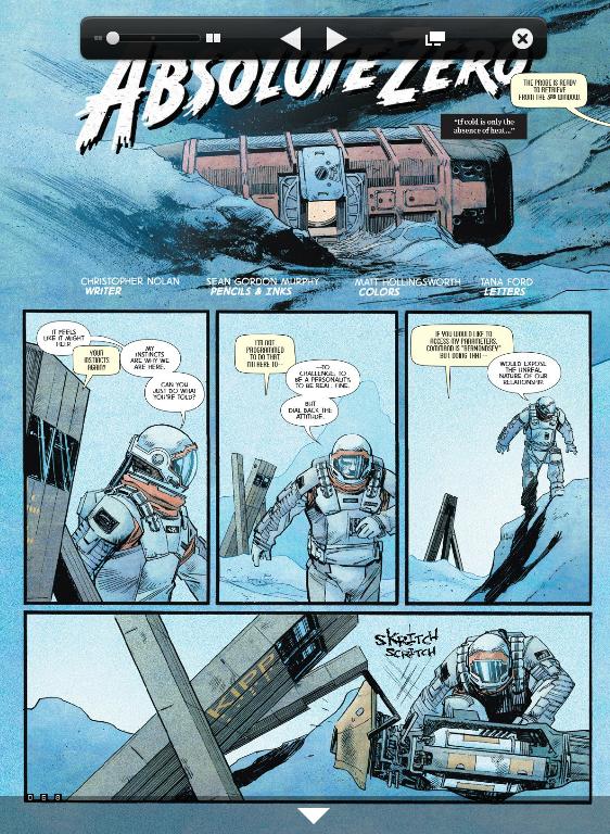 В Сеть выложили комикс-приквел к «Интерстеллару». Изображение № 2.