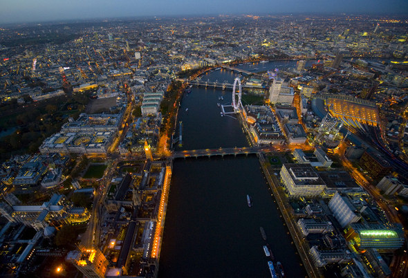 London From Above. Изображение № 19.