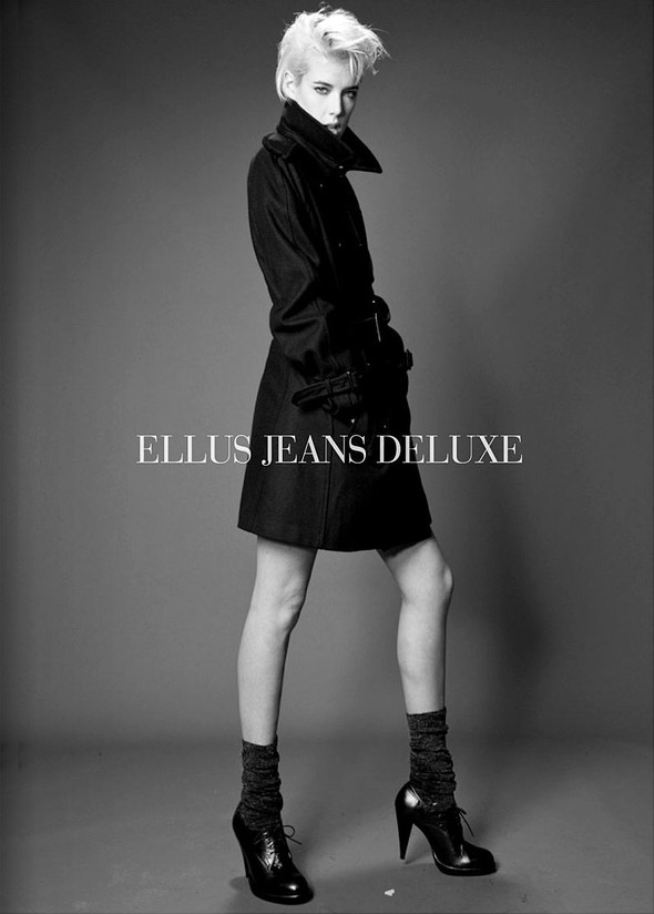 Ellus Jeans Deluxe FallWinter 2009. Изображение № 6.