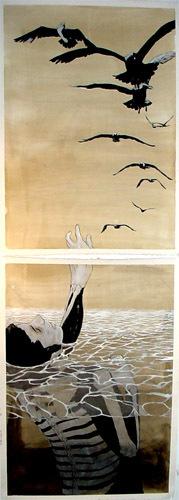 Чернильно-кофейные призраки Мэтью Вудсона. Изображение № 7.