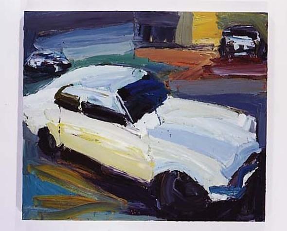 Абстрактные автомобили Бена Куильти. Изображение № 10.