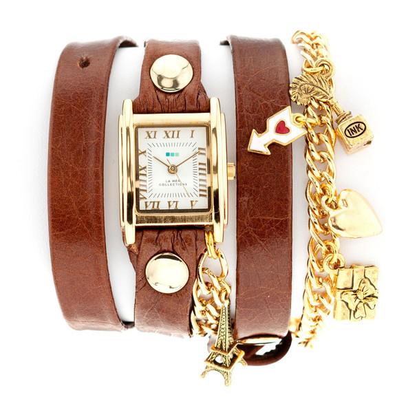 """Новинка в магазинах """"Предлог"""" - часы La Mer (USA). Изображение № 1."""