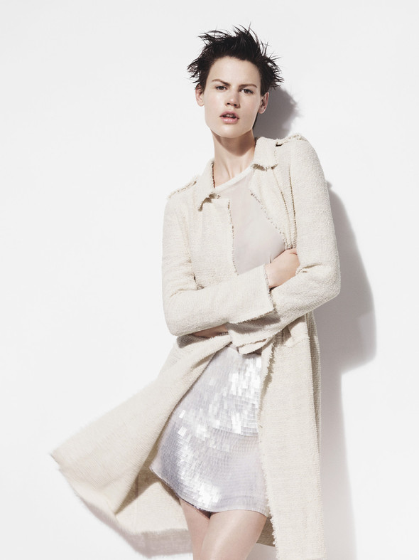 Кампания: Саския де Брау для Zara SS 2012. Изображение № 6.
