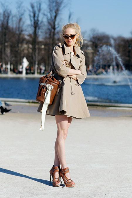 Стефани ЛаКава, фэшн-журналист, о работе в Vogue, Анне Винтур и юности во Франции. Изображение № 4.