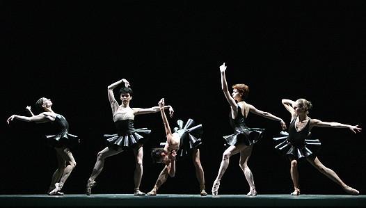 Изображение 1. Балерины в кожаных пачках Игоря Чапурина.. Изображение № 4.