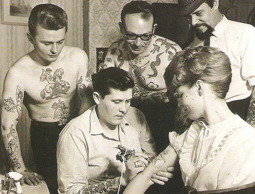 Татуировка XXвека. Изображение № 23.