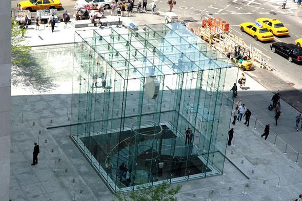 Apple на5-ой Авеню. Изображение № 9.