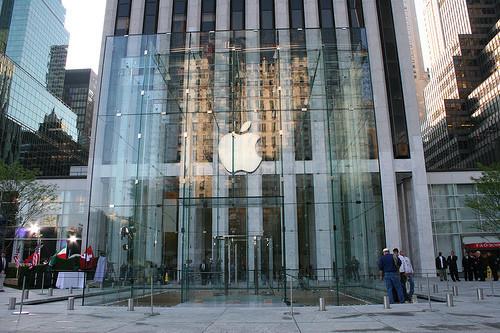 Apple на5-ой Авеню. Изображение № 5.