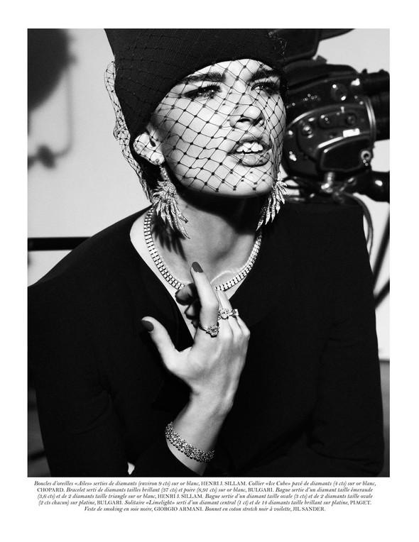 Съёмки: Elle, Vogue и другие. Изображение № 35.