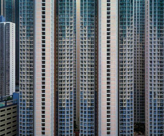 MIchael Wolf- бесконечные окна Гонконга. Изображение № 12.
