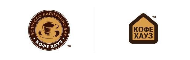 Редизайн: Новый логотип «Кофе Хауза». Изображение № 3.