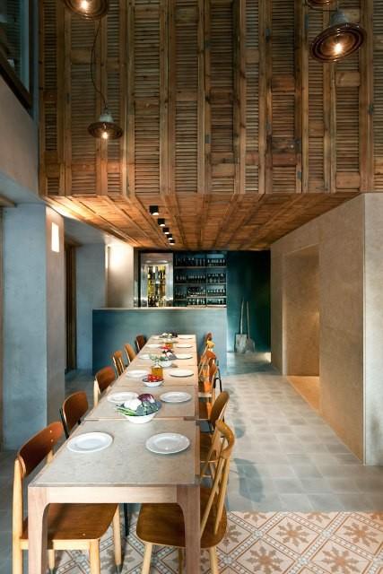 Место есть: Новые рестораны в главных городах мира. Изображение № 115.