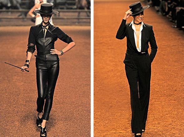 Последние показы на неделе моды в Париже. Изображение № 18.