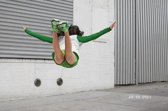 Изображение 10. Фотосессия «Be Free» от Nike.. Изображение № 10.