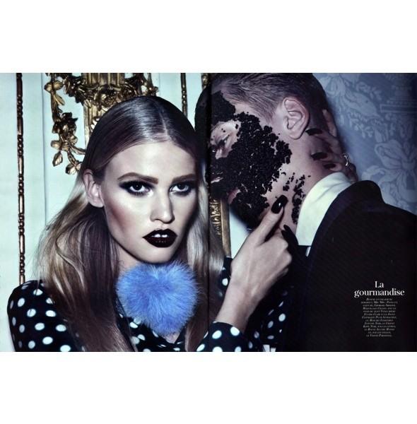 5 новых съемок: Interview, Purple Fashion и The Gentlewoman. Изображение № 24.