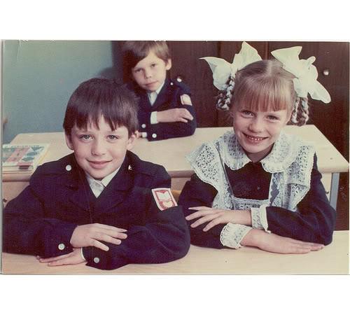 Школьная форма в СССР, 1970-ые. Изображение №8.