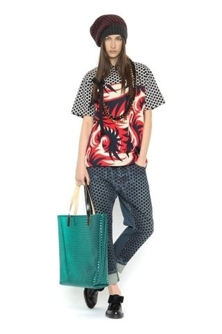 Fashion Digest: Новые линии модных марок. Изображение № 10.