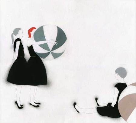 Naomi Kobayashi illustrations. Изображение № 1.