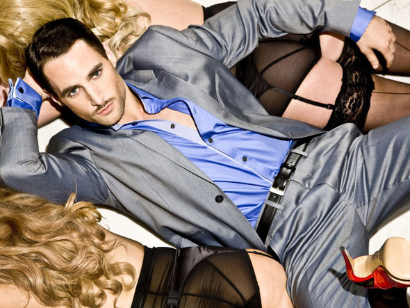 Изображение 38. Мужские съёмки: Vaga, Fashionisto, S и другие.. Изображение № 23.